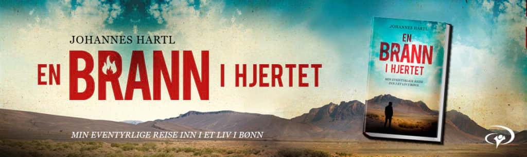 En brann i hjertet – Johannes Hartl
