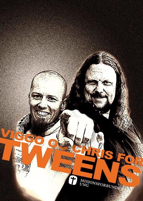 Viggo og Chris for tweens (DVD)