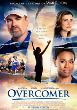 Overcomer Film (DVD)